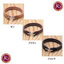 KC,s ケーシーズ KSA008M ハンド ステッチ エス フック ブレス メンズ KSA-008【ケイシイズ/LEATHER CRAFT...