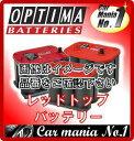 【送料無料】OPTIMA オプティマバッテリー RTS-3.7L-L(RT925S-L) 8035-255[RT100D23L] RED TOP レッドトップ