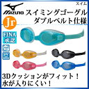 ミズノ 水泳 ゴーグル N3JF6000 MIZUNO【ジュニア】