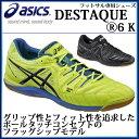 asics アシックス フットサルシューズ DESTAQUE 6 K デスタッキ メンズ インドア 室内 体育館用 TST215