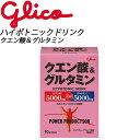 グリコ パワープロダクション クエン酸&グルタミン G70836【124g】