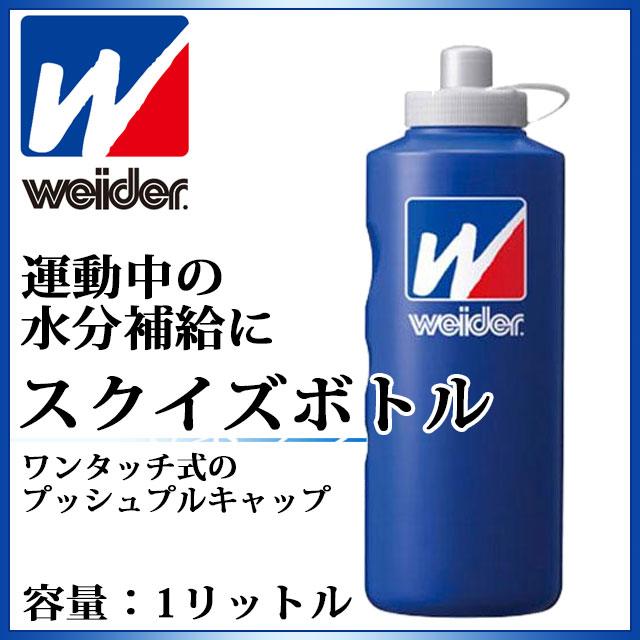ウイダー スクイズボトル 28MM68201 スポーツドリンク ボトルジョグシェイカー
