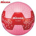ミカサ MIKASA フットサルボール 検定球 4号球 FLL528P ピンク 一般 大学 高校 中学校用 人工皮革