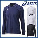 asics (アシックス) バレーボール XW1324 ゲームシャツLS 長袖 ゲームウェア 吸汗速...
