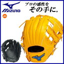 MIZUNO (ミズノ) ソフトボール グローブ 1AJGS129 プロモデル 坂本モデル グラブ 少年用 1AJGS12910 【ジュニア】