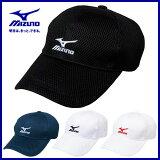 MIZUNO(ミズノ) テニス A75BM500 キャップ(オールメッシュ) 帽子