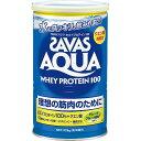 SAVAS (ザバス) CA1325 アクア ホエイプロテイン100 グレープフルーツ風味 スタンダード(378g)