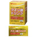 Kentai (ケンタイ) 健康体力研究所 クエン酸ドリンク 15g/袋(500ml用) ×10包