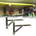 人気商品 サーフボードラック バンブー 竹素材 1本用 収納...