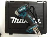 マキタ 18V 充電式インパクトドライバ TD170D 【本体+ケース】 青  ※充電器、バッテリーは別売です。