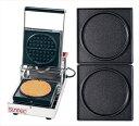 サンテックコーポレーション マルチベーカープチ MPT-1 パンケーキ(フッ素加工付) 6-0860-0103 GML0703