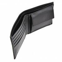 グッチ/GUCCI財布メンズAvel2つ折り財布ブラック2015年秋冬新作365467-FU49R-1000