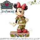 ジムショア クリスマスパジャマで楽しむミニー ディズニー 4057936 Minnie in Christmas Pajamas Disney Traditions Comfort And Joy JimShore □