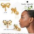 Kate Spade ケイトスペード◆フィニッシンング タッチ ボウ クリップ イヤリング ピアス◆finishing touch bow clip earrings◆正規輸入品■