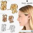 *ケイトスペード Kate Spade◆Sailor's Knot Stud Earrings ピアス □