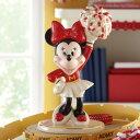 レノックス LENOX  ミニーのチアガール Disney Mouseketeer Cheer ディズニー ミ二ーマウス □
