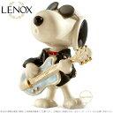 レノックス スヌーピー ロッキン lx851381a LENOX Rockin' Snoopy【あす楽】□