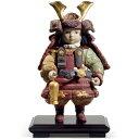 リヤドロ 若武者 60周年記念モデル 010013045 お手入れ簡単な五月人形 LLADRO 世界限定製作 3500体 □