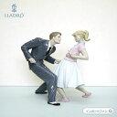 リヤドロ レッツ スイング 01008752 LLADRO LET'S SWING 世界限定製作 3000体 ダンス □