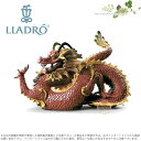 リヤドロ 聖龍 01009235 ドラゴン LLADRO MAJESTIC DRAGON □