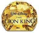 スワロフスキー Swarovski ディズニー Disney ライオンキング タイトルプレート 1055087□