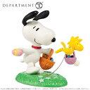 Department56 エッグハント スヌーピー ウッドストック イースター Snoopy Egg Hunt 4038932 □