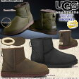 UGG アグ正規品◆メンズ クラシックミニ デコ ムートンブーツ 1003945 CLASSIC MINI DECO□