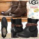 UGG アグ 正規品 Krewe クルー サイドゴア アンクルブーツ 1004207 日本未発売 くるぶし丈のUGGのブーツ♪□