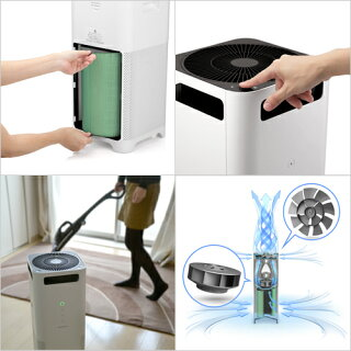 �ڶ�����������BALMUDA�ʥХ�ߥ塼����AirEngine(�������󥸥�)����������ɥ�ǥ�AirPurifier����������PM2.5EJT-1100SD-WK��������졼���������۴Ĵ��ʴ�ʥ����Ų�JetClean�ʥ����åȥ��꡼���