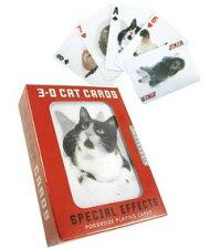 KIKKERLAND(キッカーランド) 3-D CAT CARDS トランプ