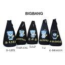 【送料無料】BIGBANG ビッグバン ペンライトケース5種 G-DRAGON T.O.P D-LITE V.I TAEYANG