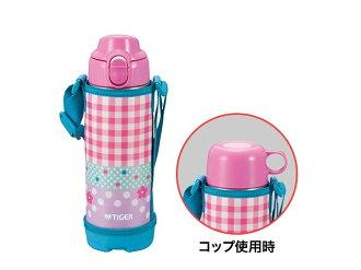 <新商品:虎牌>虎不銹鋼鋼瓶 MBO E050P 粉紅色