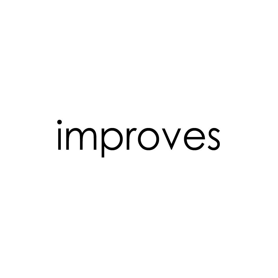 improves