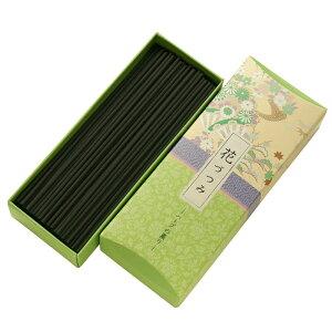 送料無料/贈答用線香/日本香堂【花づつみ】微煙香