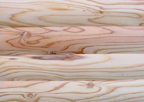 天竜杉ログ 内・外装用無垢羽目板節あり 無塗装3900×25×90ミリ 4枚入 事前に配送の可否を確認して下さい!