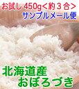 【28年産】【お試し450g】送料込み!旭川発北海道産おぼろづき【05P01Oct16】