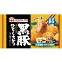 送料無料 冷凍食品 お弁当 日本ハム 黒豚やわらかひとくちかつ ケース(1袋6個入×15)業務用