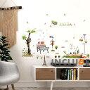 ウォールステッカー ウォールシール リーフ リーフツリー ガーデン 光のスペクトル おとぎ話 透明感 アニメ 宮崎 ジブリの世界みたい 幸運の鐘 神秘的 北欧 DIY デザイナーズ アイデアしゃしん プチ大工 趣味 休日