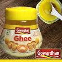 ギー500g【GHEE】【Gowardhan】【油】【インドのオイル】【ピュアオイルゴワダン】