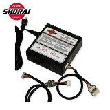 送料無料!【SHORAI Battery 】SHO-BMS01-JP バッテリーチャージャー/テンダー(日本専用モデル) ショウライバッテリー バッテリー充電器