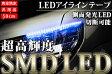【メール便対応】H81/82W ekスポーツ ◆アウディ風◆LEDアイラインテープ【汎用品】【あす楽対応_近畿】