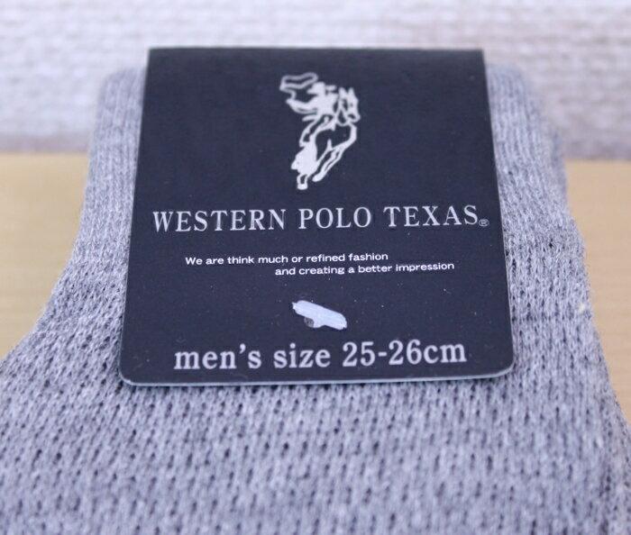 メンズ 靴下 POLO ポロ 夏用 メッシュソ...の紹介画像3