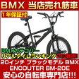 BMX 自転車 ストリート 20インチ ペグ スタンド ハンドル自転車フリースタイルタイプ 自転車 (じてんしゃ) 当店人気 カッコイイ エンカウンター ENCOUNTER BM-20E 自転車通販 じてんしゃ 02P03Dec16