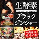 【生酵素×ブラックジンジャー 60粒】生酵素 ダイエット カ...