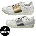 ショッピングカーゴ メンズスニーカー ローカット スニーカー ゴールド シルバー ホワイト シューズ 軽い 軽量 靴