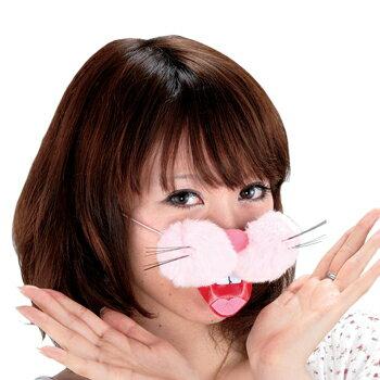 丸惣 どうぶつのハナ ウサギさん 男女兼用の紹介画像2