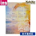 Kahiko カヒコ 2019 フォトボードカレンダー BEACH 4SJP003801