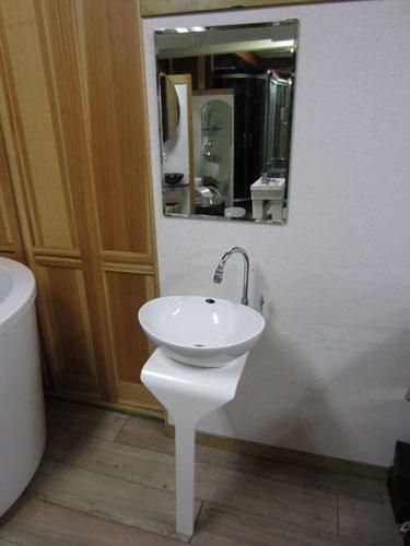 【Aセット12】激安洗面台(多少塗装ムラ・凹み・キズあり)の3点セットさらに!!アウトレット鏡&トラップサービス 洗面ボウルに蛇口や天板をセットにしたお得な洗面台です。ハイエンド(ハイエンド)