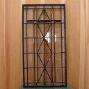 ステンドグラス(アンティーク風・装飾ガラス・シンプル・小さい) INK-Sglass11