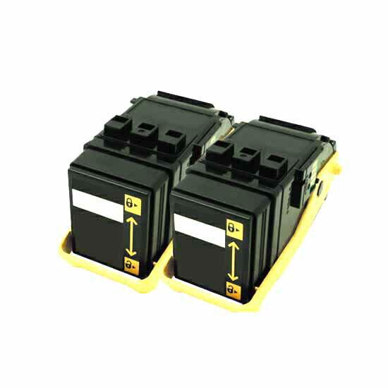 LPC3T18KP(ブラック2個パック) 領収書発行 送料無料あす楽エプソン用(EPSON用)リサイクルトナーカートリッジ(EPSON) LP-S7100/-S7100R/-S7100RZ/-S7100Z/-S71C8/-S71C9/-S71RC8/-S71RC9/-S71RZC8/-S71RZC9/-S71ZC8/-S71ZC9/-S8100/-S8100PS/-S81C9用【インク革命製】